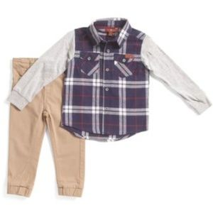 NWT 7 For All Mankind 2 Piece Set